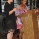 Alexis and Shawnta, Alumni Organizers